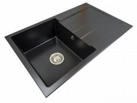 Granite sink one-part ABI